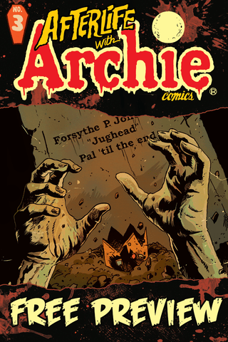 Afterlife With Archie #3 - Free Preview