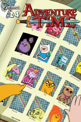 Adventure Time #24