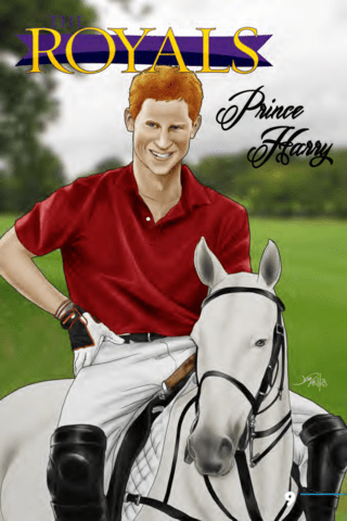 The Royals Prince Harry
