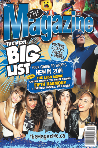 The Magazine - The Next Big List - Winter 2014
