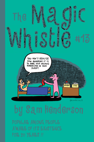 Magic Whistle #13