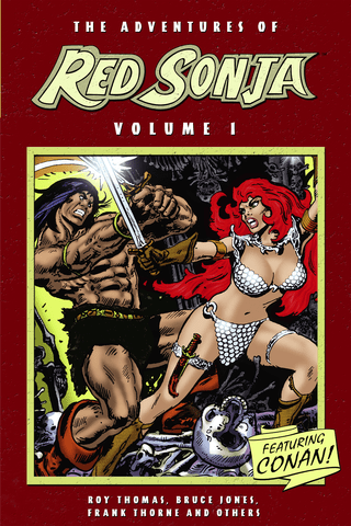 Adventures of Red Sonja Vol #1