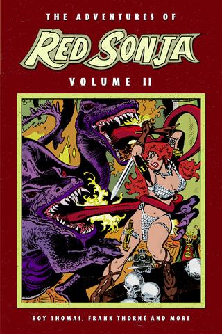 Adventures of Red Sonja Vol #2