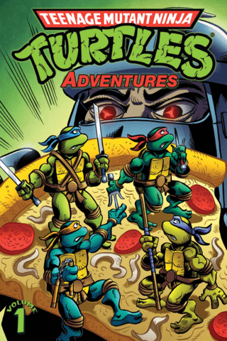 Teenage Mutant Ninja Turtles: Adventures Vol #1