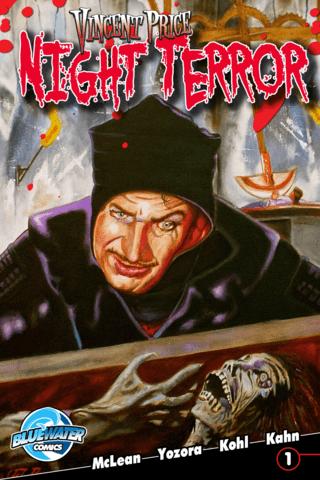 Vincent Price: Night Terrors #1