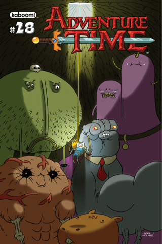 Adventure Time #28