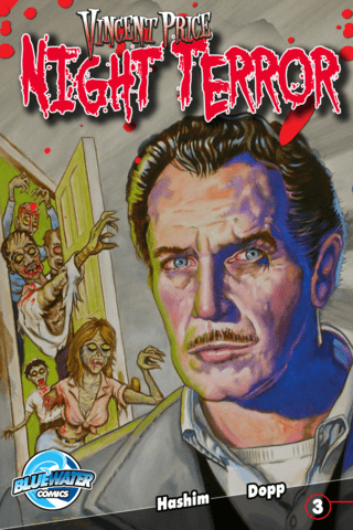 Vincent Price: Night Terrors #3