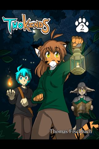 Twokinds Vol #2