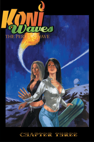Koni Waves: The Perfect Wave #3