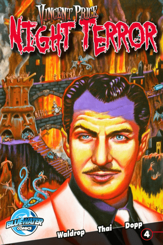 Vincent Price: Night Terrors #4