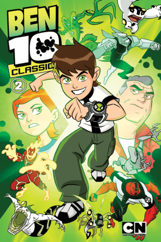 Ben 10 Classics Vol #2 It's Ben a Pleasure