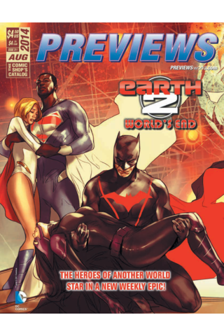 Previews #311 August 2014