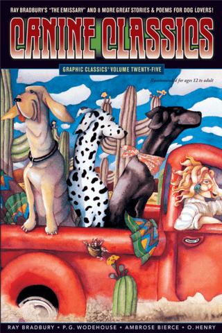 Graphic Classics Vol #25 Canine/Feline Classics