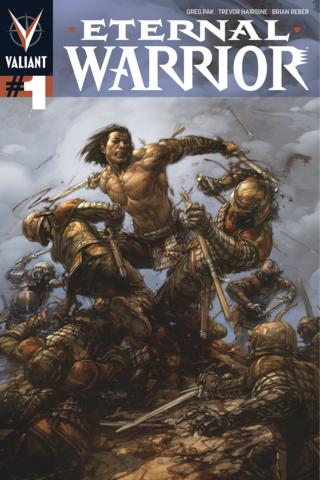 Eternal Warrior #1