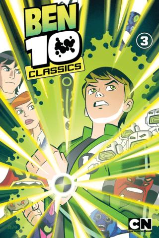 Ben 10 Classics Vol #3