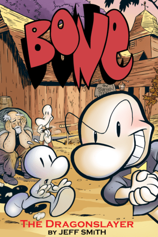 Bone Vol #4 The Dragonslayer