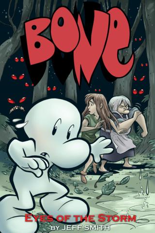 Bone Vol #3 Eyes of the Storm