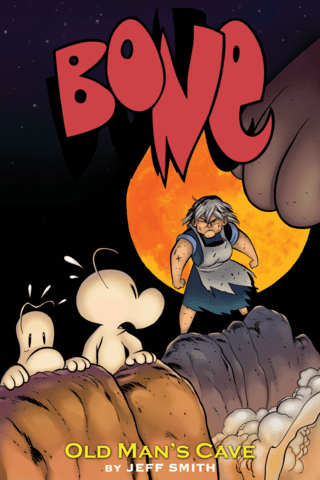 Bone Vol #6 Old Man's Cave