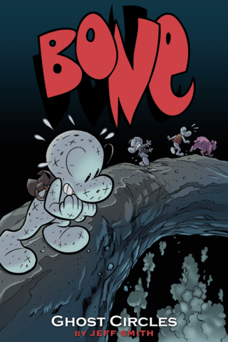 Bone Vol #7 Ghost Circles