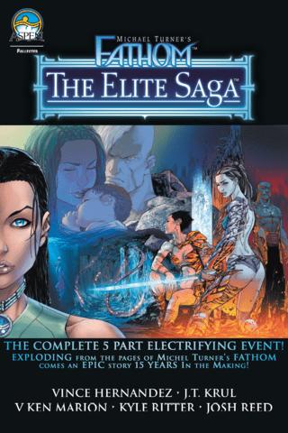 Fathom: The Elite Saga