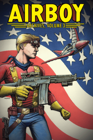 Airboy Archives Vol #3