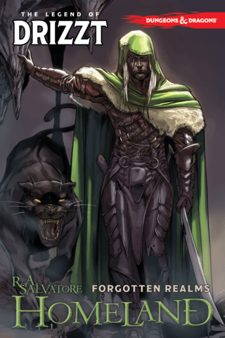 Dungeons & Dragons: The Legend of Drizzt Vol #1 Homeland