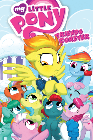 My Little Pony: Friends Forever Vol #3