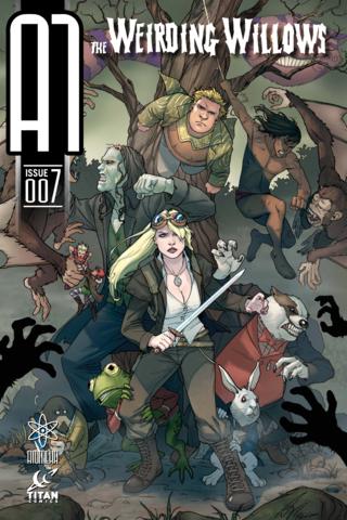 A1 Presents: The Weirding Willows #7