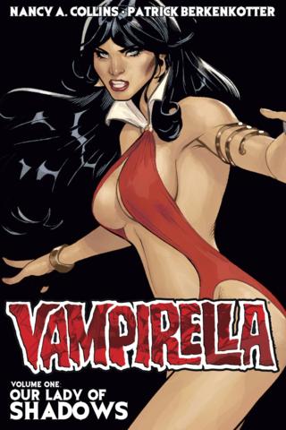 Vampirella Vol #1 Our Lady of Shadows
