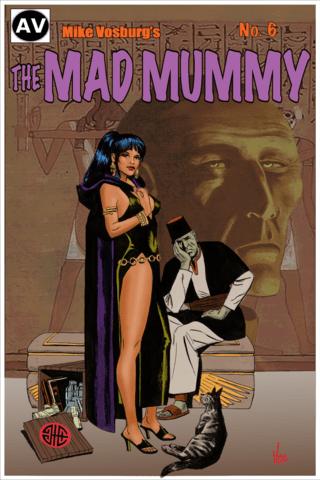 The Mad Mummy #6