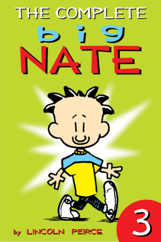 Big Nate: Complete Vol #3