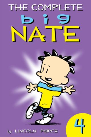 Big Nate: Complete Vol #4