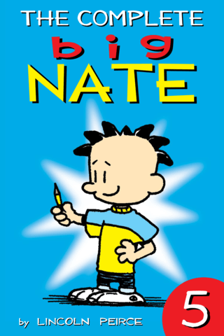 Big Nate: Complete Vol #5