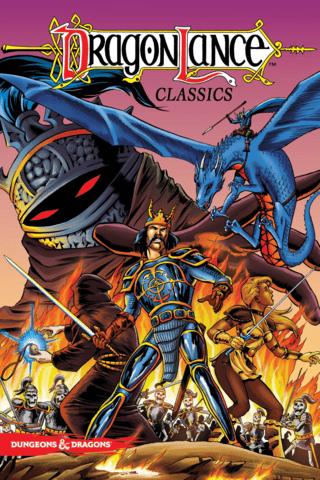 Dragonlance Classics Vol #1