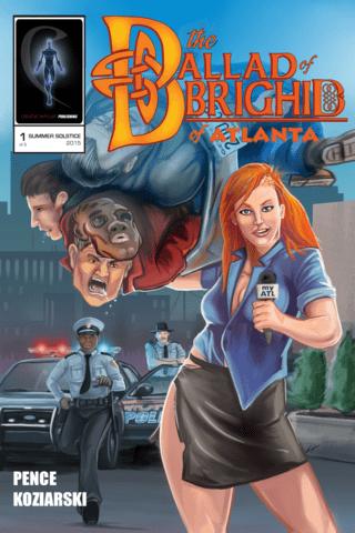 The Ballad of Brighid of Atlanta #1