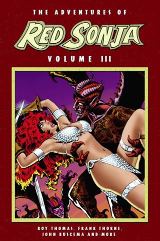 Adventures of Red Sonja Vol #3