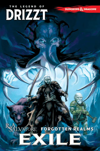 Dungeons & Dragons: The Legend of Drizzt Vol #2 Exile