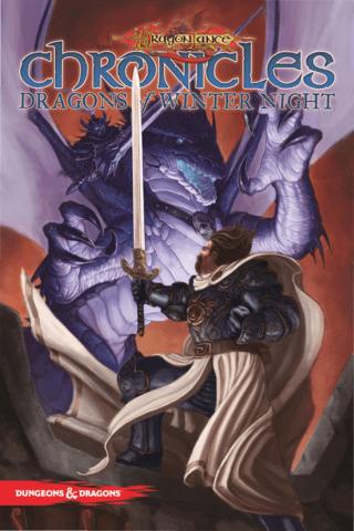 Dragonlance Chronicles Vol #2 Dragons of Winter Night