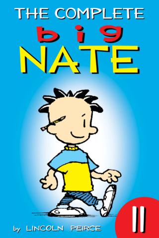 Big Nate: Complete Vol  #11