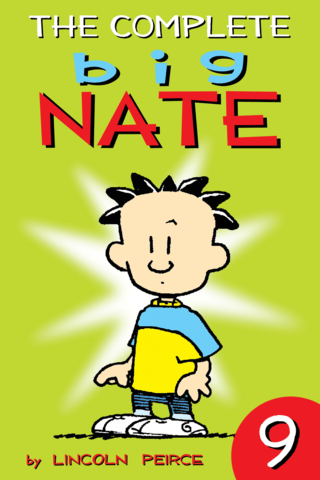 Big Nate: Complete Vol  #9