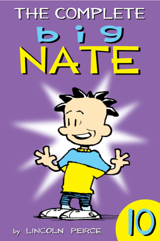 Big Nate: Complete Vol  #10