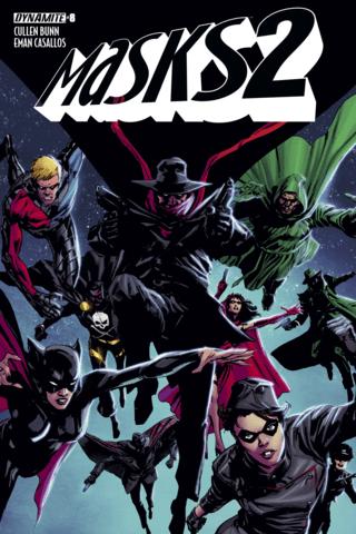 Masks 2 #8