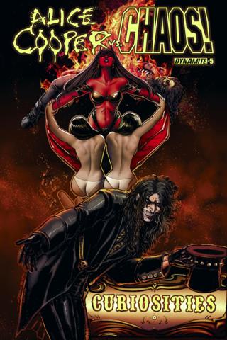 Alice Cooper/Chaos #5