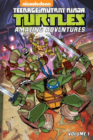 Teenage Mutant Ninja Turtles: Amazing Adventures Vol #1