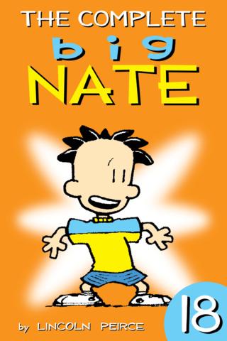 Big Nate: Complete Vol #18