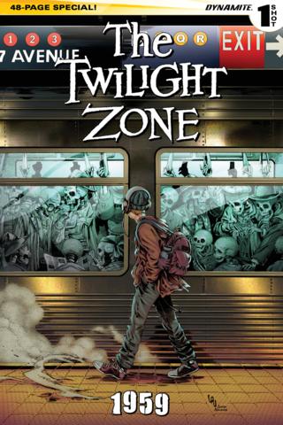 The Twilight Zone: 1959
