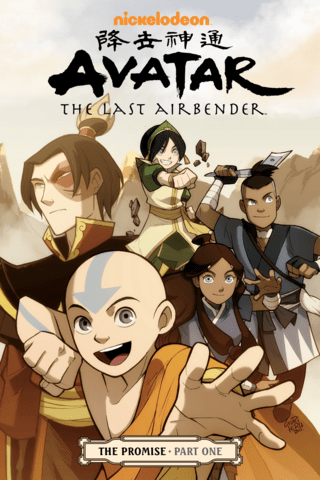 Avatar: The Last Airbender - The Promise Part #1