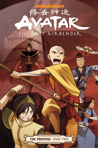 Avatar: The Last Airbender - The Promise Part #2