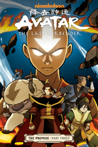 Avatar: The Last Airbender - The Promise Part #3