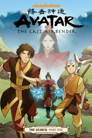 Avatar: The Last Airbender - The Search Part #1